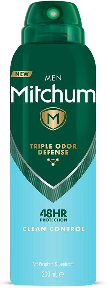 Mitchum Men Triple Odor Defense 200ml