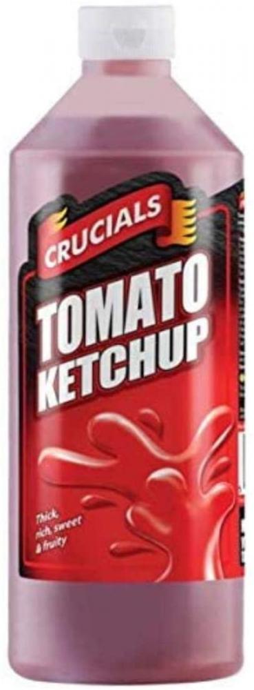 Crucials Tomato Ketchup 500ml