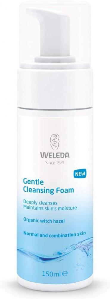 Weleda Organic Witch Hazel Gentle Cleansing Foam 150 ml
