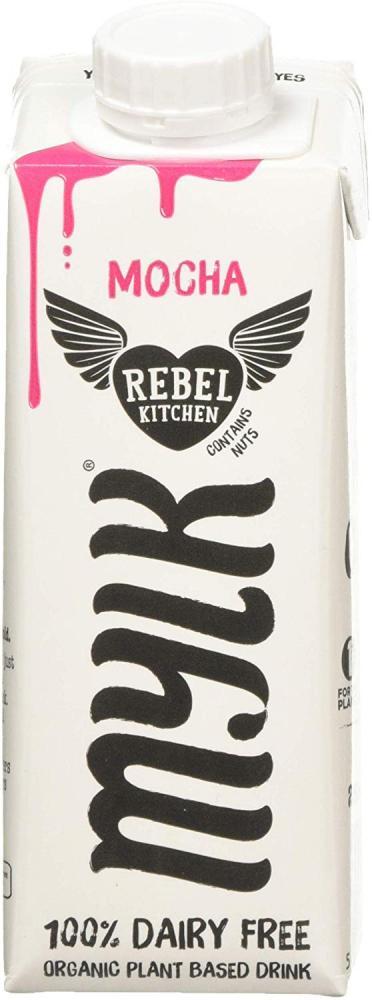 Rebel Kitchen Dairy Free Organic Mocha Mylk 250 ml