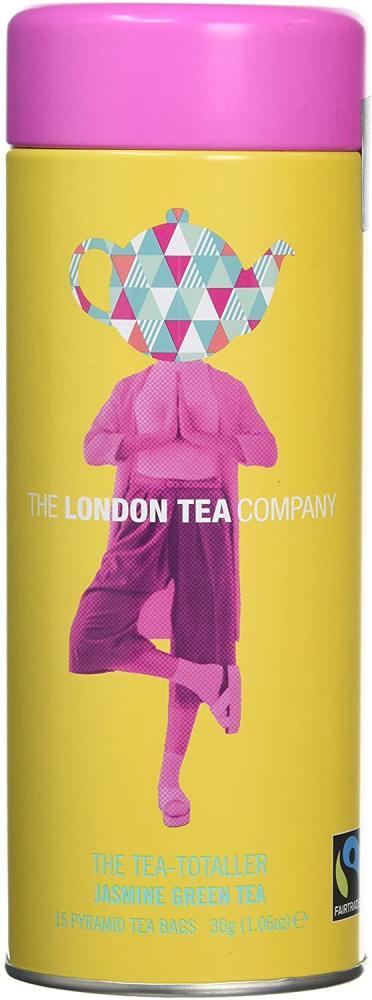 The London Tea Company The Tea Totaller Jasmine Green Tea 30g