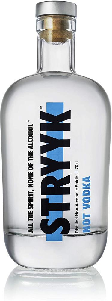Stryyk Alcohol Free Vodka 70cl
