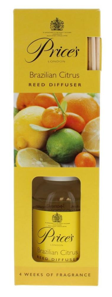 Prices Brazilian Citrus Reed Diffuser 100ml