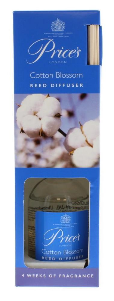 Prices Cotton Blossom Reed Diffuser 100ml