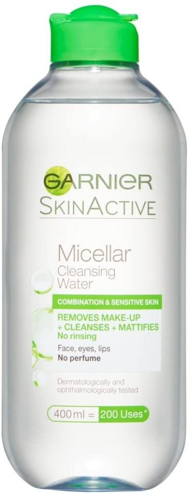 Garnier Micellar Cleansing Water Combination And Oily Skin 400 ml
