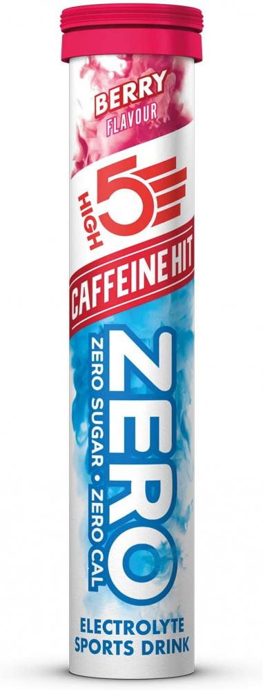 High5 Zero Caffeine Hit Electrolyte Hydration Tablets Berry 20 tablets