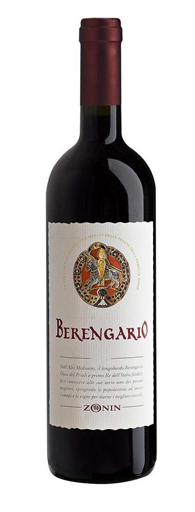 Zonin Berengario Cabernet Sauvignon Merlot Delle Venezia 75cl
