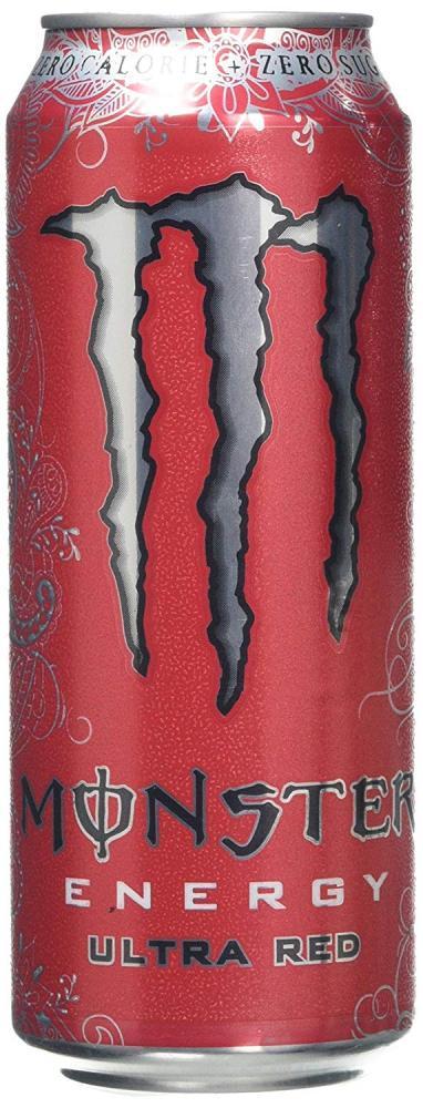 Monster Ultra Red Energy Drink 500 ml