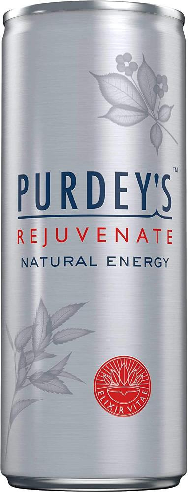 Purdeys Rejuvenate Multivitamin Energy 250 ml