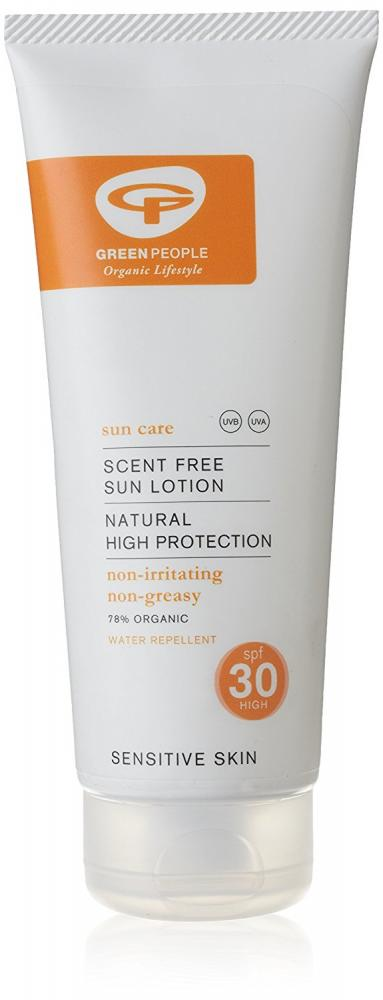 Green People Scent Free Sun Lotion 200ml