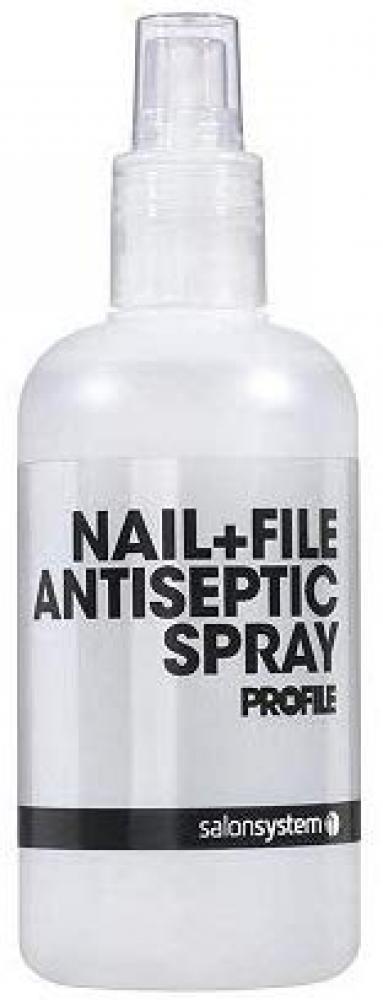 Salon System Nail File Cleansing Spray 250ml