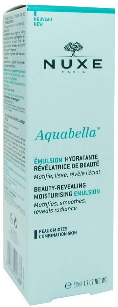 Nuxe Paris AquabellaBeauty-Revealing Moisturising Emulsion 50 ml