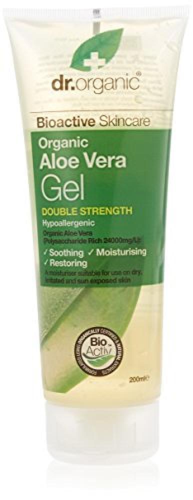 Dr Organic Aloe Vera Gel 200 ml No box