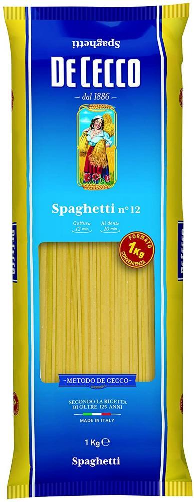 SALE  De Cecco Spaghetti 1kg