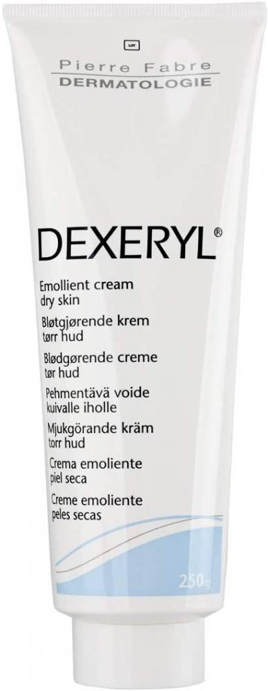Pierre Fabre Dexeryl Emollient Cream 250 g