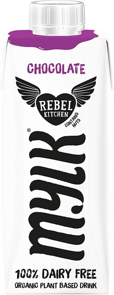 Rebel Kitchen Dairy Free Organic Mylk Chocolate 250ml