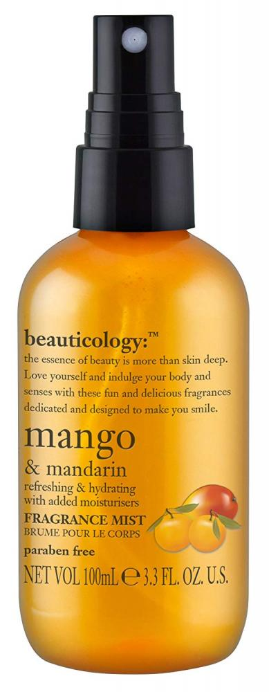 Baylis and Harding Beauticology Fragrance Mist Mango and Mandarin 100ml