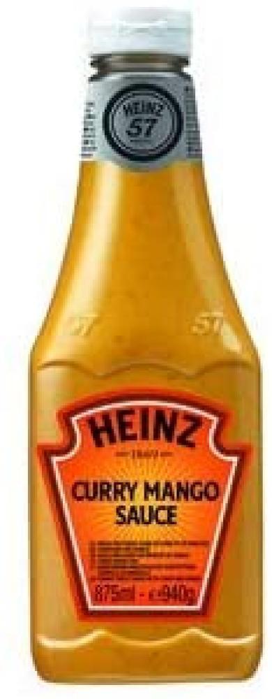 Heinz Curry Mango Sauce 875ml