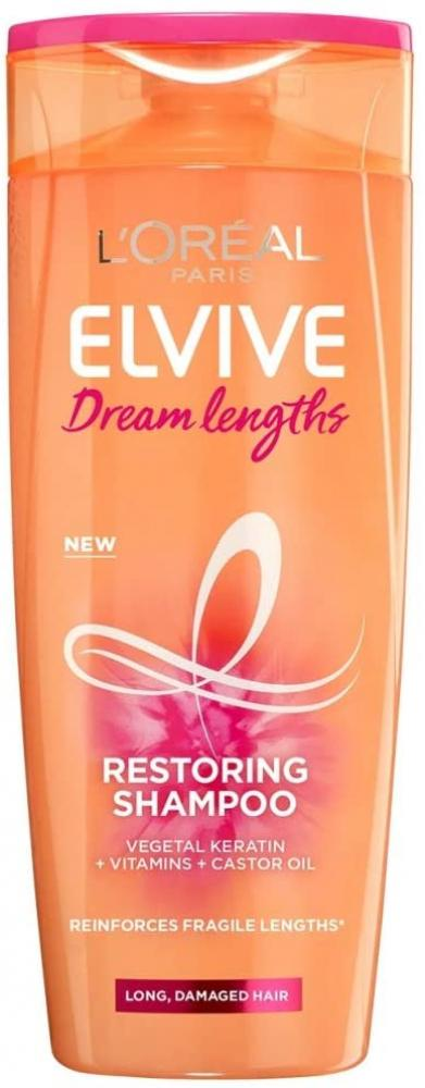 Loreal Paris Elvive Dream Lengths Long Hair Shampoo 400 ml