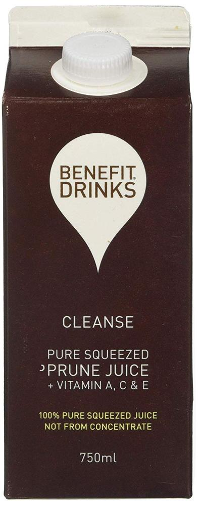 Benefit Drinks Cleanse Prune Juice 750 ml