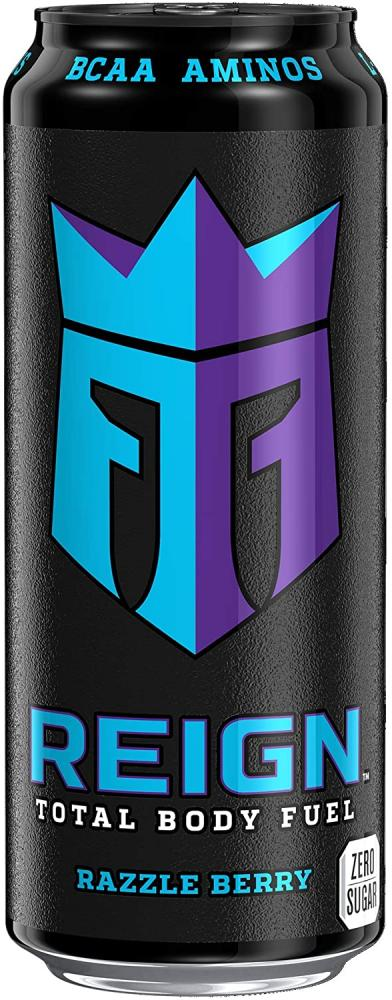 Monster Reign Razzle Berry 500 ml