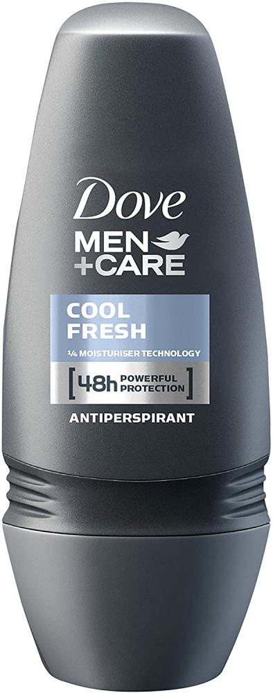 Dove Men plus Care Cool Fresh Anti-perspirant Deodorant Roll On 50ml