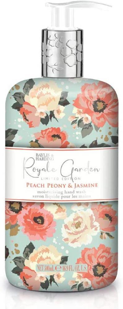 Baylis and Harding Royale Garden Peach Peony and Jasmine Hand Wash 500 ml
