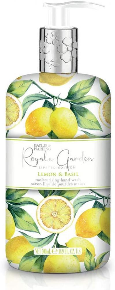 Baylis and Harding Royale Garden Lemon and Basil Hand Wash 500 ml