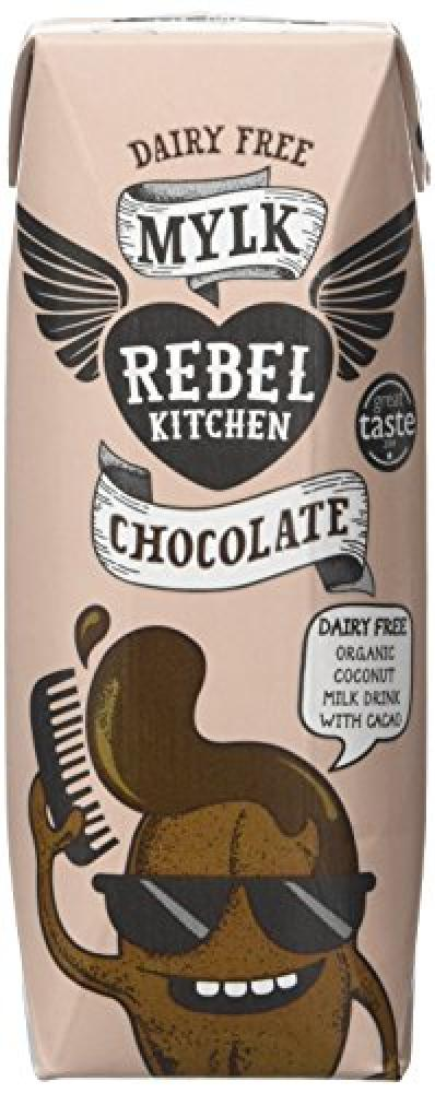 Rebel Kitchen Dairy Free Organic Chocolate Mylk 250ml