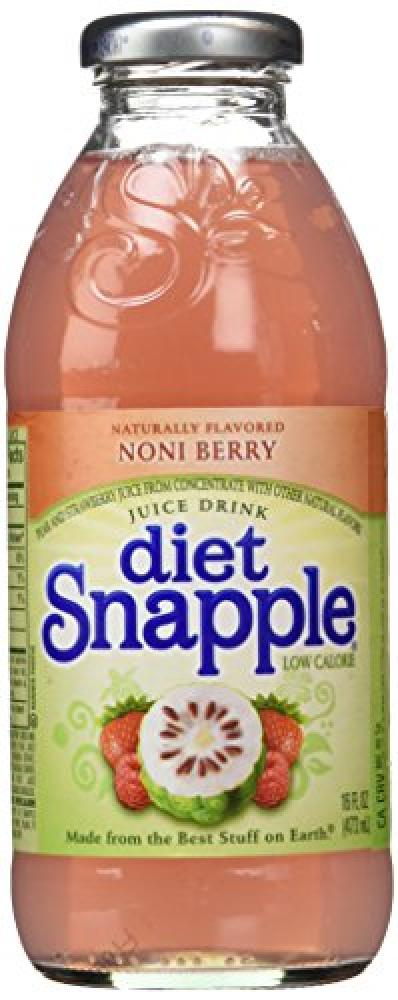 Snapple Noni Berry Diet 473 ml