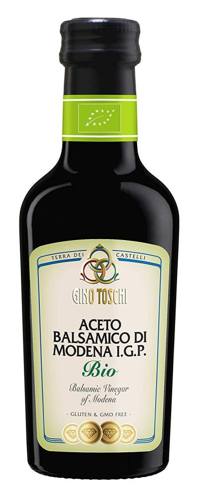 Toschi Aceto Balsamic DI Modena IGP Bio Vinegar 250ml