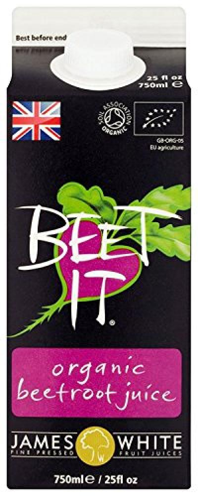 Beet It Organic Beetroot Juice 750ml