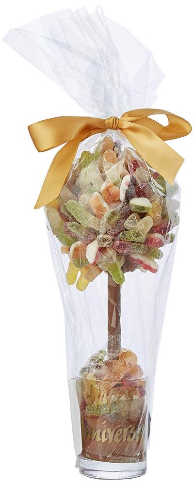 SPRING SALE  Sweet Trees All Sorts Personalised Sweet TreeHappy Anniversary 25 cm
