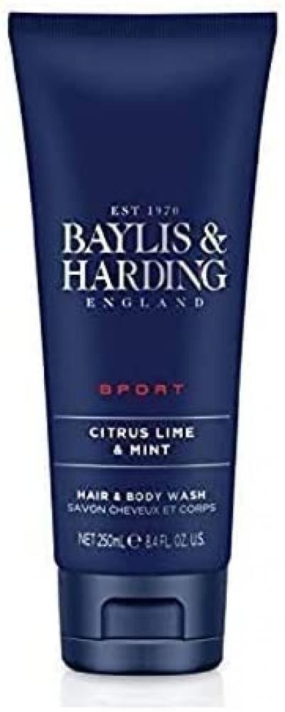 Baylis and Harding Citrus Lime and Mint Hair and Body Wash 250 ml