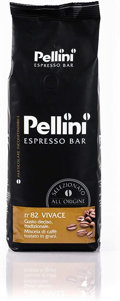 Pellini Caffe Espresso Bar Vivace No.82 Roasted Coffee Beans 500 g