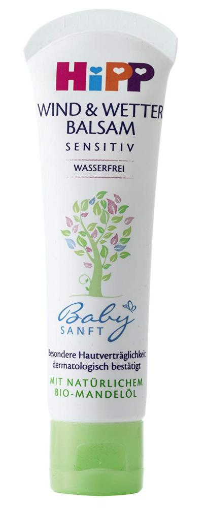 Hipp Soft Wind and Weather Balsam 30ml