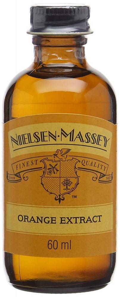 Nielsen Massey Pure Orange Extract 60ml