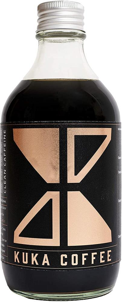 Kuka Coffee Espresso Strength Drink 500ml