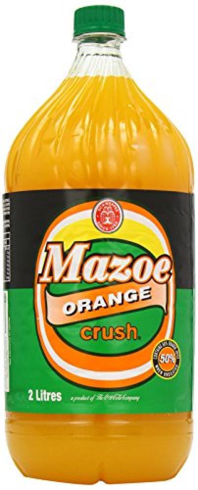 Mazoe Orange Crush 2 Litre