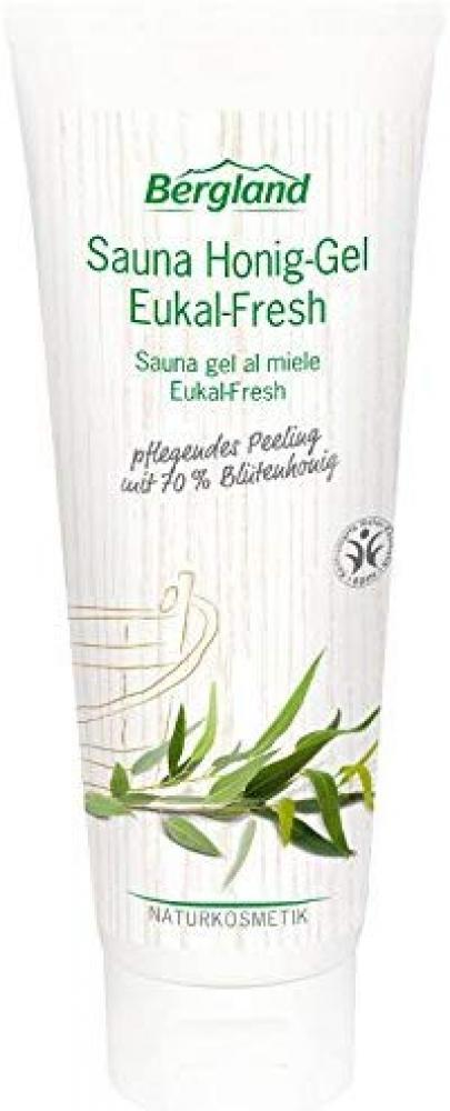 Bergland Sauna Honey Gel Eucalyptus Fresh 125 g