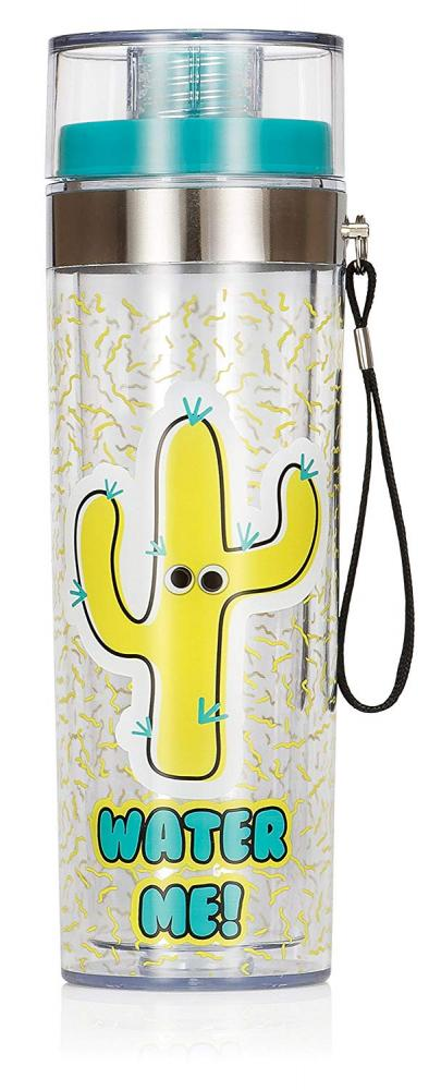 NPW Water Me Cactus Water Bottle