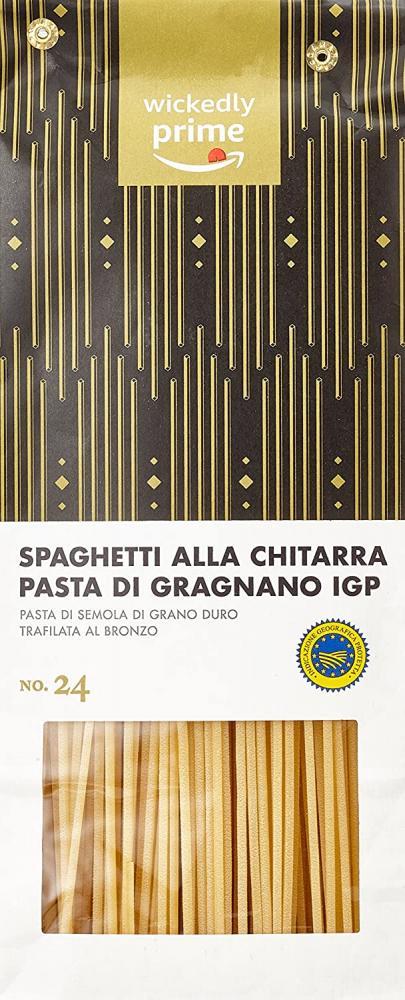Perfectly Good Spaghetti alla Chitarra Pasta di Gragnano IGP 500g