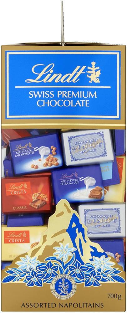 Lindt Swiss Premium Chocolate 250g