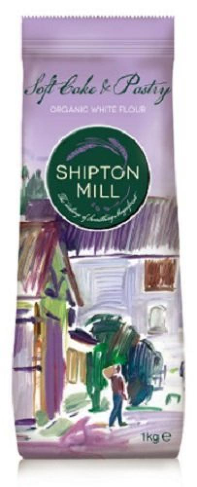 Shipton Mill Soft Cake and Pastry White Flour 1 kg