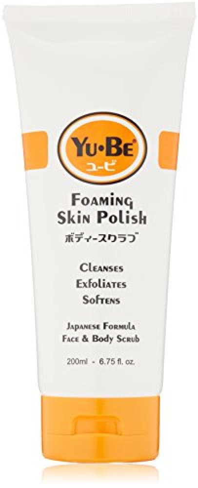 Yu-Be Foaming Skin Polish 200 ml