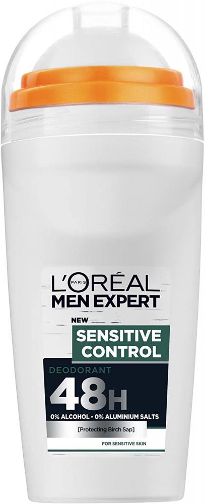 Loreal Men Expert Hydra Sensitive Roll On Deodorant 50ml