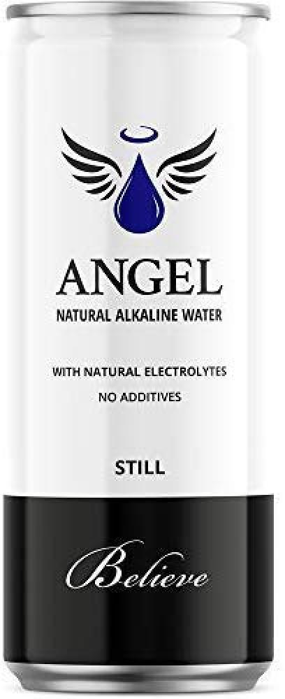 Angel Revive Natural Still Alkaline Water 330ml