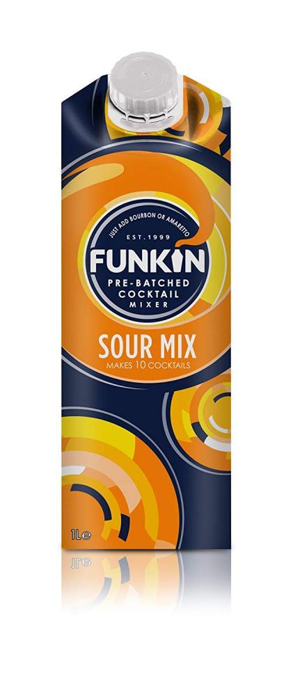Funkin Sour Mix Cocktail Mixer 950ml
