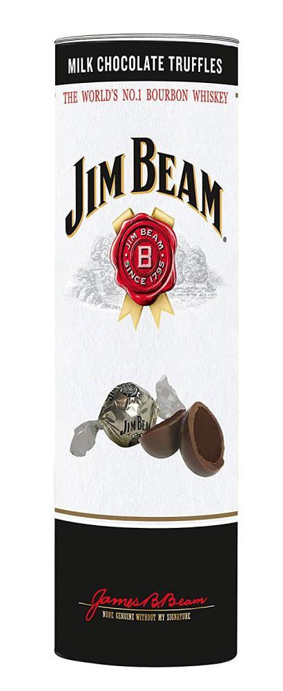 Jim Beam Milk Chocolate Truffles 300g