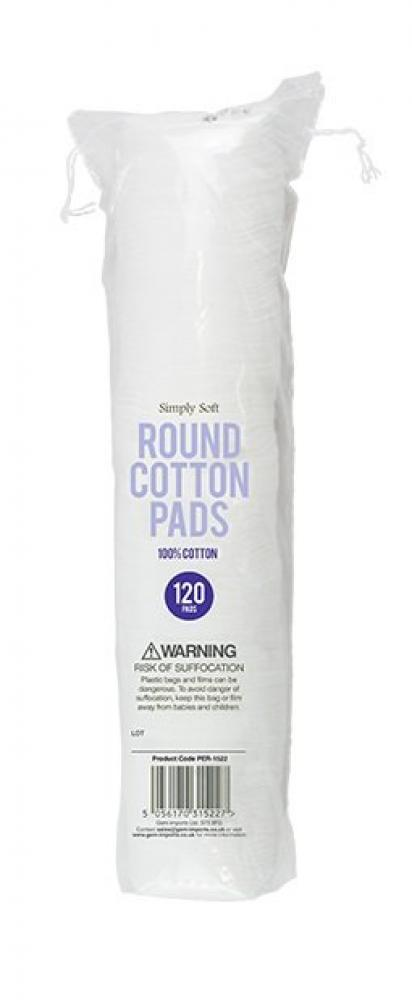 SALE  Simply Soft Cotton Pads 120 pads